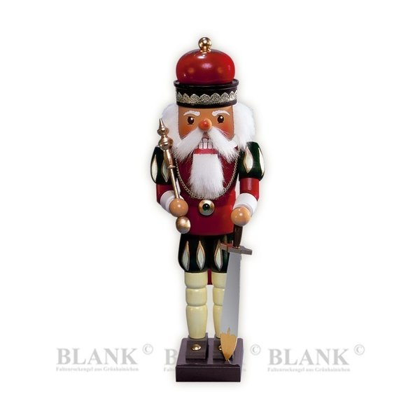 Nutcracker Red King 36 cm