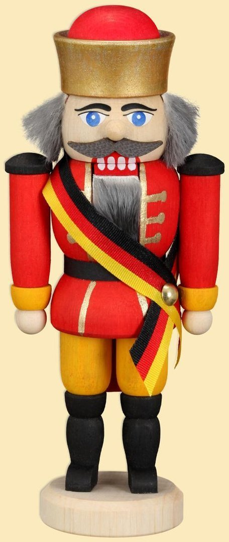 "Nutcracker ""German Hussar"" 13 cm"