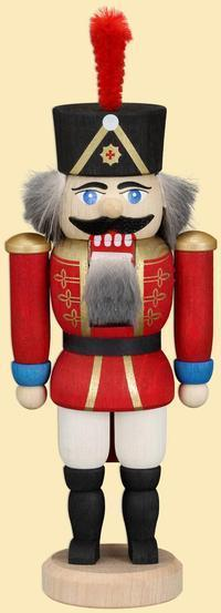 "Nutcracker ""Red Hussar"" 12 cm"