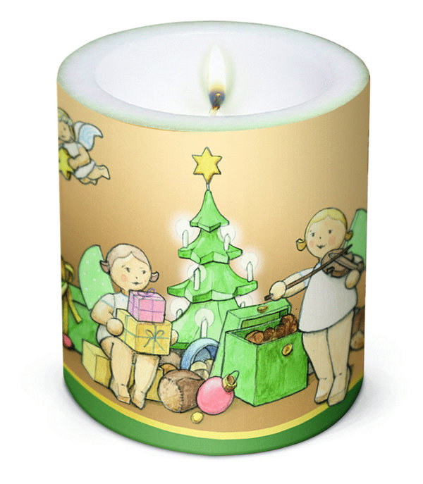 "Candle ""The Magic Of Christmas"""