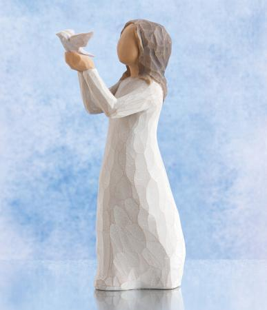 Soar - Aufsteigen Willow Tree Figur